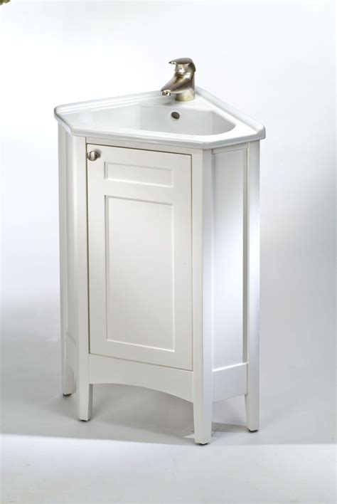 Cabinet For Bathroom Sink by 24 Vanity Cabinet With Sink Biltmore Corner Sink