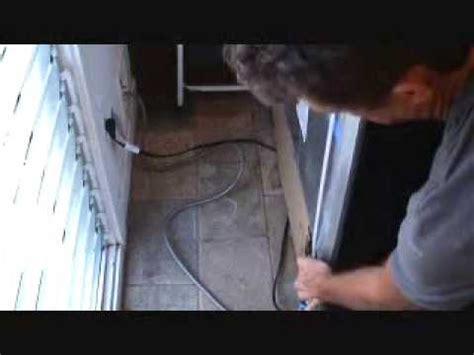 fix  leaking refrigerator ice maker water linepart  youtube