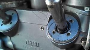 Yamaha Power Trim Repair   Rebuild  U0026 How To Bleed
