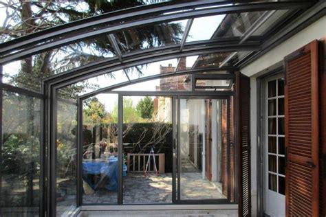 la veranda abri de terrasse topaz 224 pans droits la solar v 233 randa