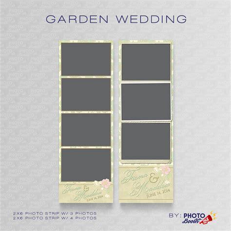 garden wedding photo booth talk