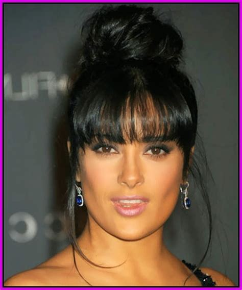 Black Hairstyles by Top 15 Black Hairstyles With Buns And Bangs Hairstyles
