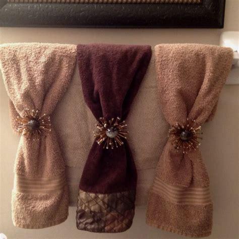 Decorative Bathroom Towels  Best Home Ideas
