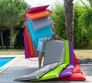 Coussin De Bain De Soleil : coussin bain de soleil garden lot de 2 taupe ~ Teatrodelosmanantiales.com Idées de Décoration