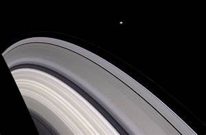 Where Did Saturn's Rings Come From? - Universe Today