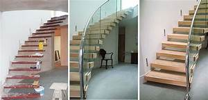 Cantilever Staircase Design The Art Of Staircase - Canal