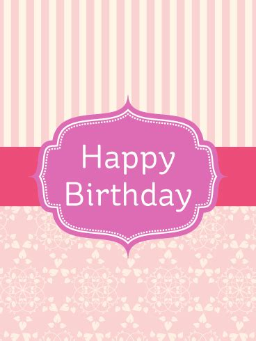 modern design birthday card birthday greeting cards