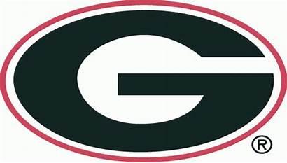 Georgia Bulldogs Logos University Bulldog Football Clipart
