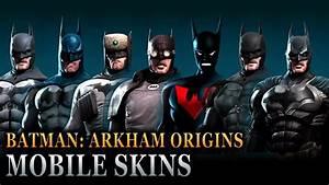 Batman Arkham Origins Costumes | www.pixshark.com - Images ...