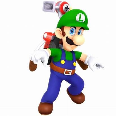 Luigi Super Sunshine Render Deviantart Lost Favourites