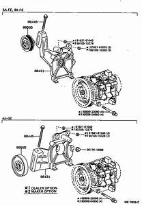 Toyota Corollaae100-aembk - Electrical
