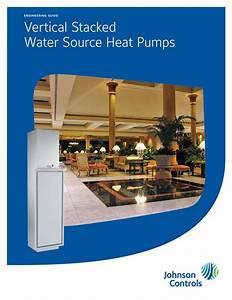 Vertical Stacked Water Source Heat Pumps  Engineering