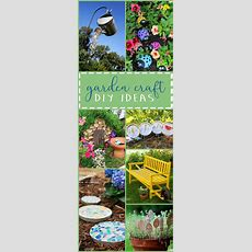 Diy Garden Crafts 24+ Beautiful Garden Crafts For Every Age