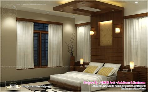 interior design pictures of homes beautiful home interior designs by green arch kerala