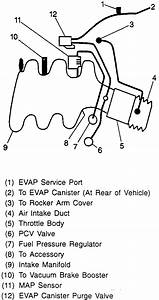 What U0026 39 S Your Problem Vacuum Diagram For Chevy  Solved