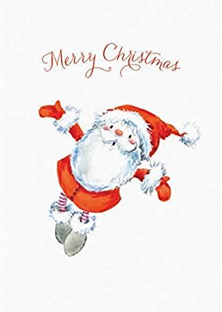 How to find free amazon gift card codes online? Amazon.com : Graphique Watercolor Santa Boxed Cards - 15 ...