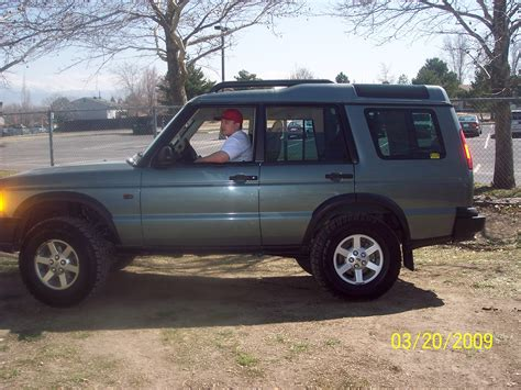 Land Rover Discovery Modification by Fvejr 2004 Land Rover Discovery Specs Photos