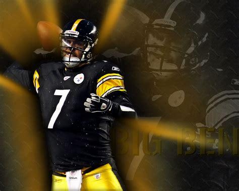 Steelers #7 Ben Roethlisberger Limited jerseys