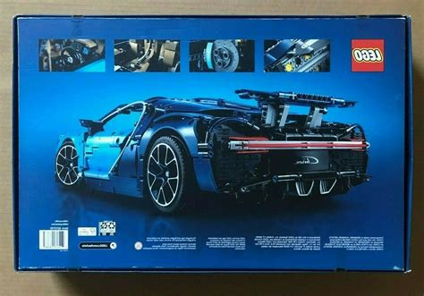 Please enter a valid zip code or city and state. LEGO Technic Bugatti Chiron 42083 SEALED ***READ DESCRIPTION