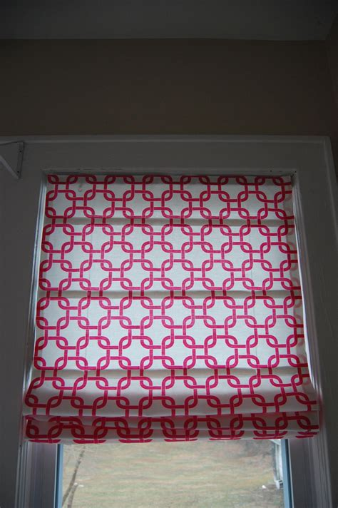 {flashback Friday} Diy No Sew Roman Shades Made2style