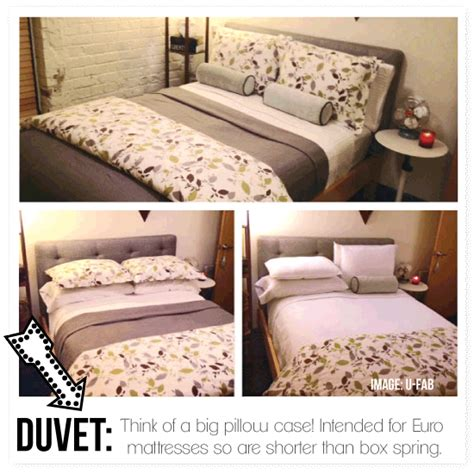 Faq What Is A Duvet Cover? Decoding How To Dress Your Bed