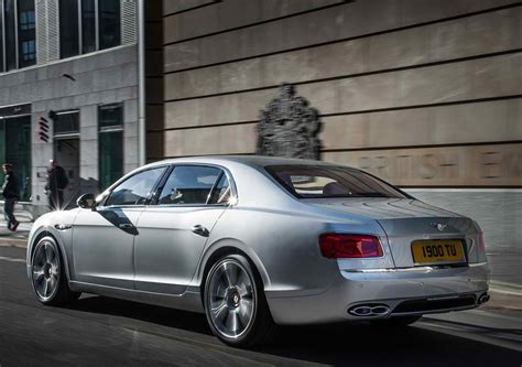 2018 Bentley Flying Spur V8 Review Specs Pictures 0 60