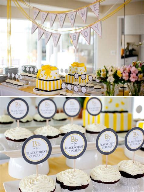 baby shower bee theme bumble bee quot b is for baby quot shower honey bee party theme