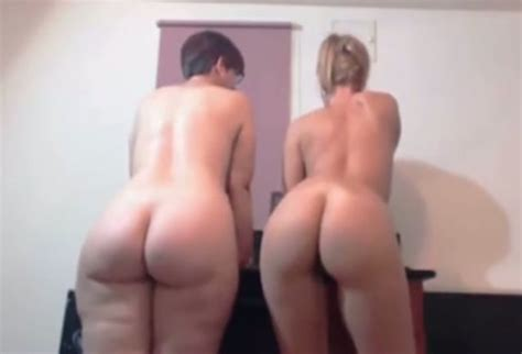 Webcam Show With Two Chubby Girls Showing Off Their Big