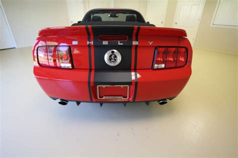 2007 Ford Shelby GT500 Convertible Stock # 16177 for sale