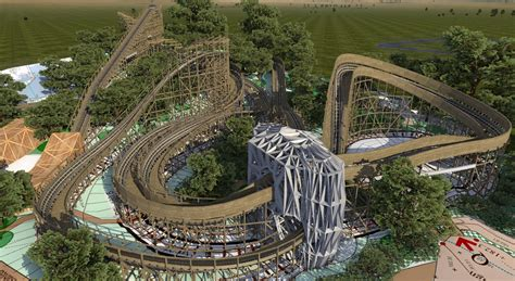 Alton Towers | Wicker Man | GCI Wood | Page 21 | FORUMS ...
