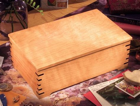 aw extra  keepsake box popular woodworking magazine