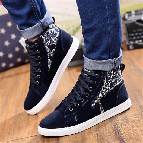 Men Suede Leather Casual Shoes Spring Autumn Hot Sale