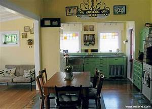 Roof Paint Colour Chart A Colour Scheme With The Vibe Of A Cosy Cottage Kitchen