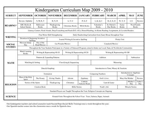 preschool curriculum programs kindergarten curriculum map search school 255
