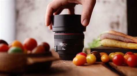 food photography lenses  eat