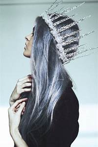 gray hair dye | Tumblr