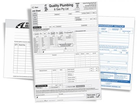 form design invoices purchase orders work order design
