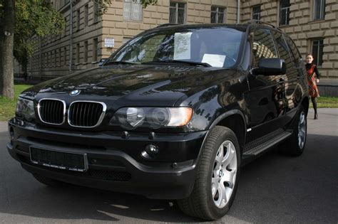 2003 Bmw X5 Pictures, Diesel For Sale