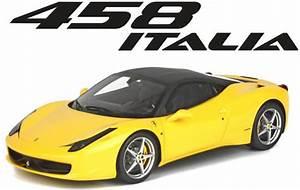 Ferrari 458 Noir : bbr 1 18 ferrari 458 italia jaune noir vr bbr 1 18 ferrari 458 italia yellow valentino ~ Medecine-chirurgie-esthetiques.com Avis de Voitures