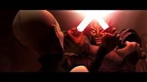 Star Wars: The Clone Wars - Obi-Wan Kenobi & Asajj ...