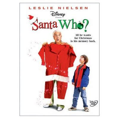 leslie nielsen santa christmas tv history november 2010