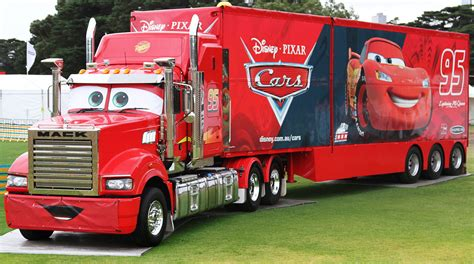 truck car have you seen mack disney australia cars