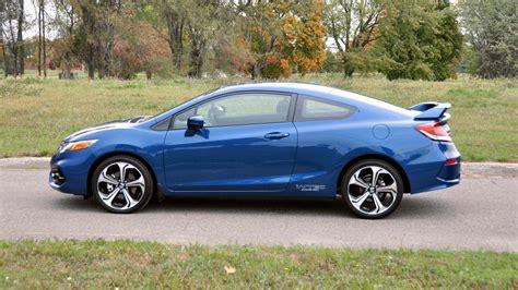 test si e auto 2015 honda civic si test drive review