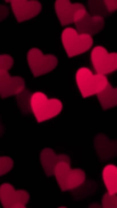 Heart Bokeh Android Wallpapers Phones Phone Mobile