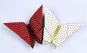 Schmetterling Basteln Papier : die besten 25 origami schmetterling ideen auf pinterest ~ Lizthompson.info Haus und Dekorationen
