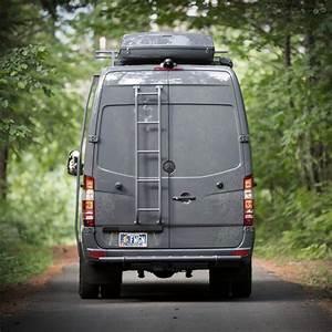 Outside Van Outside Van