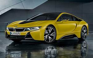 2017 Bmw I8 Protonic Frozen Yellow Edition