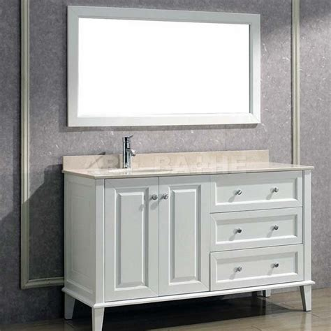 left side sink vanity bathroom vanities with offset sinks ayanahouse
