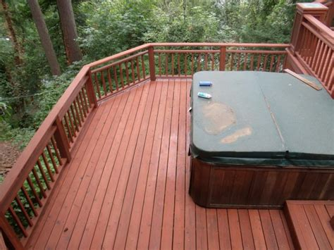 Deck Brightener Home Depot by Wood Deck Cleaner Solution Home Design Ideas