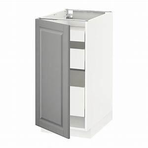 Ikea Metod Unterschrank : metod maximera unterschrank mit t r 3 schubladen ~ Watch28wear.com Haus und Dekorationen